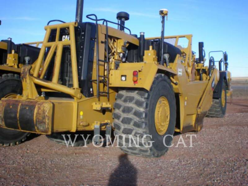 CATERPILLAR WHEEL TRACTOR SCRAPERS 627H equipment  photo 3
