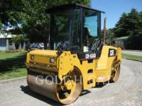 Equipment photo CATERPILLAR CB434D COMPACTEURS TANDEMS VIBRANTS 1