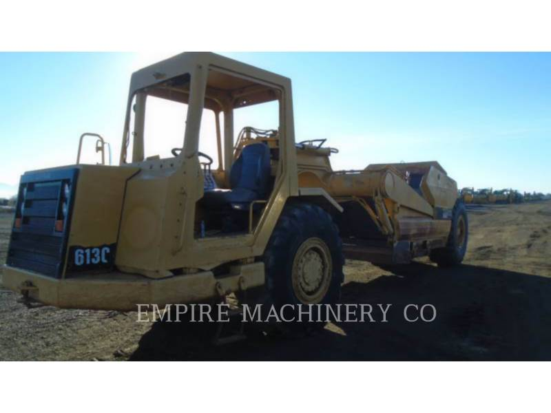 CATERPILLAR DECAPEUSES AUTOMOTRICES 613C WW equipment  photo 4