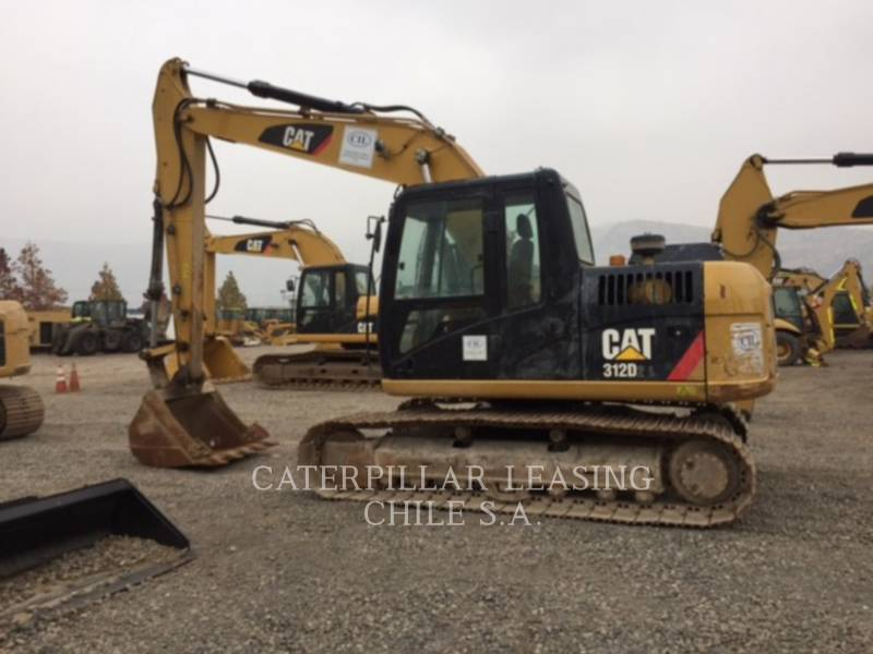 CATERPILLAR PELLES SUR CHAINES 312D2L equipment  photo 2