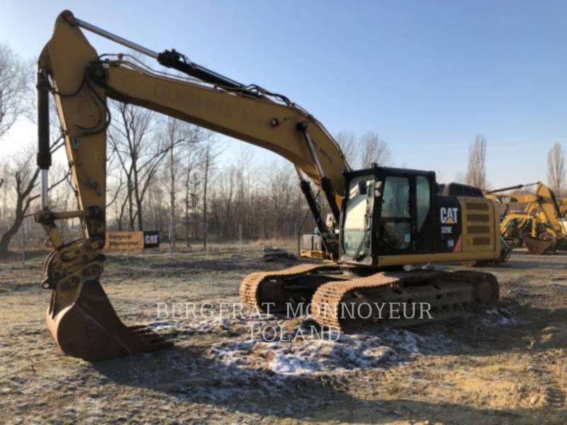 CATERPILLAR ESCAVATORI CINGOLATI 329EL equipment  photo 3
