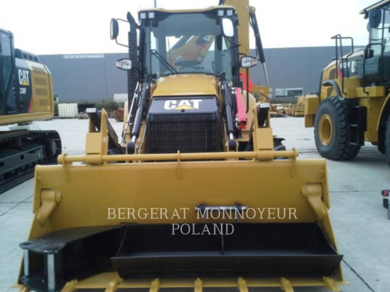 CATERPILLAR BACKHOE LOADERS 428 F 2 equipment  photo 2