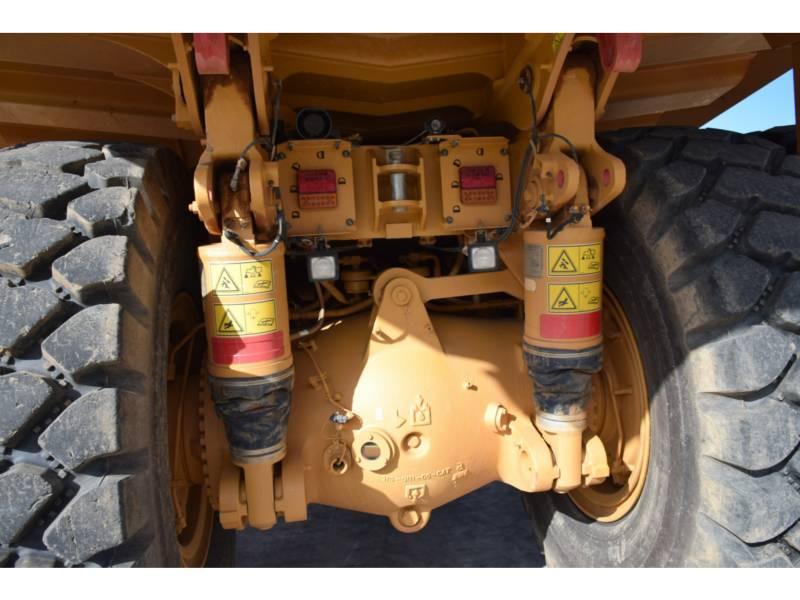 CATERPILLAR 鉱業用ダンプ・トラック 773 G equipment  photo 6
