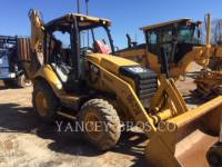 CATERPILLAR CHARGEUSES-PELLETEUSES 416F 4X4 equipment  photo 2