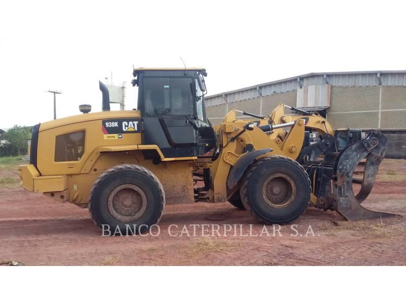 CATERPILLAR WHEEL LOADERS/INTEGRATED TOOLCARRIERS 938K equipment  photo 5