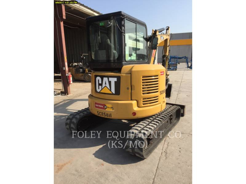 Caterpillar EXCAVATOARE PE ŞENILE 304ECRLC equipment  photo 3