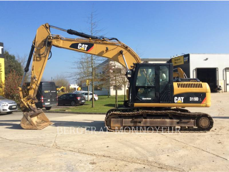 CATERPILLAR TRACK EXCAVATORS 319DL equipment  photo 1