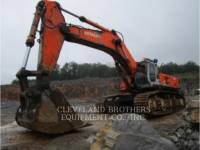 HITACHI TRACK EXCAVATORS EX750 equipment  photo 1