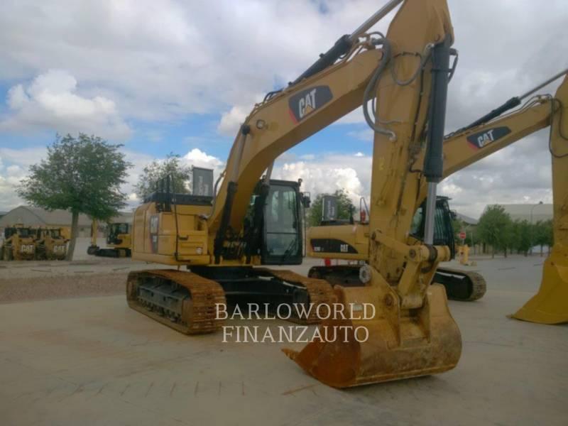 CATERPILLAR EXCAVADORAS DE CADENAS 330FLN equipment  photo 1