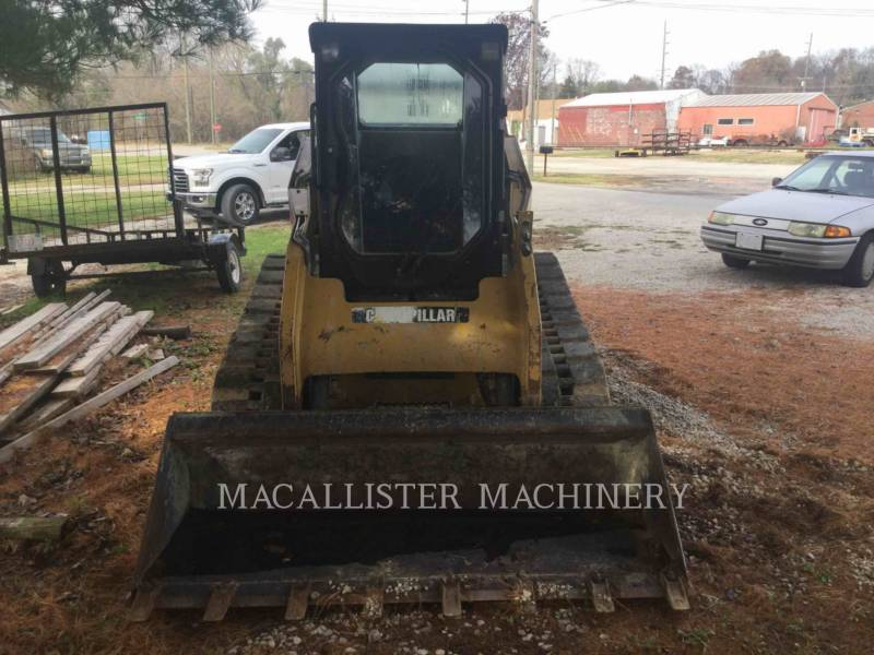 CATERPILLAR CHARGEURS TOUT TERRAIN 259B3 equipment  photo 6