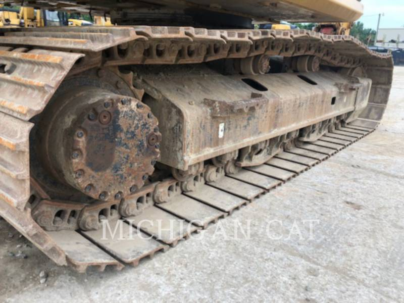 CATERPILLAR EXCAVADORAS DE CADENAS 316EL PQ28 equipment  photo 11