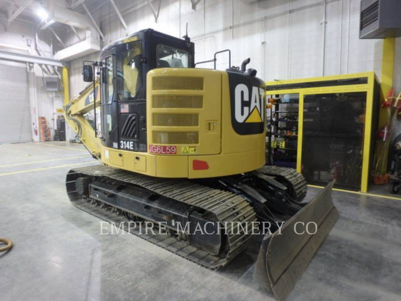 CATERPILLAR PELLES SUR CHAINES 314E LCR equipment  photo 3