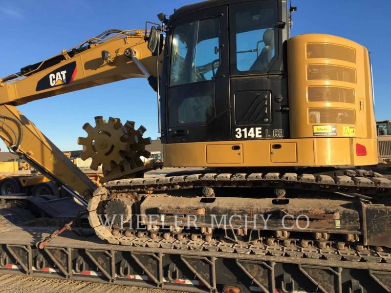 CATERPILLAR KETTEN-HYDRAULIKBAGGER 314E L equipment  photo 2