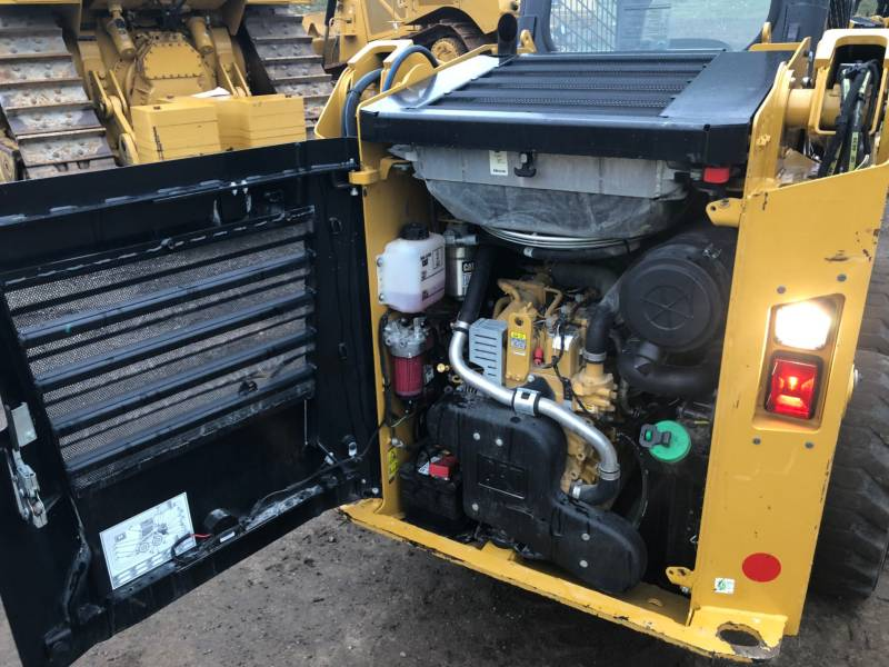 CATERPILLAR CHARGEURS COMPACTS RIGIDES 236D equipment  photo 14