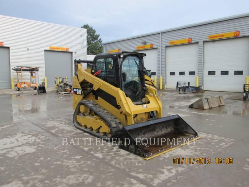 CATERPILLAR CHARGEURS TOUT TERRAIN 259 D equipment  photo 1