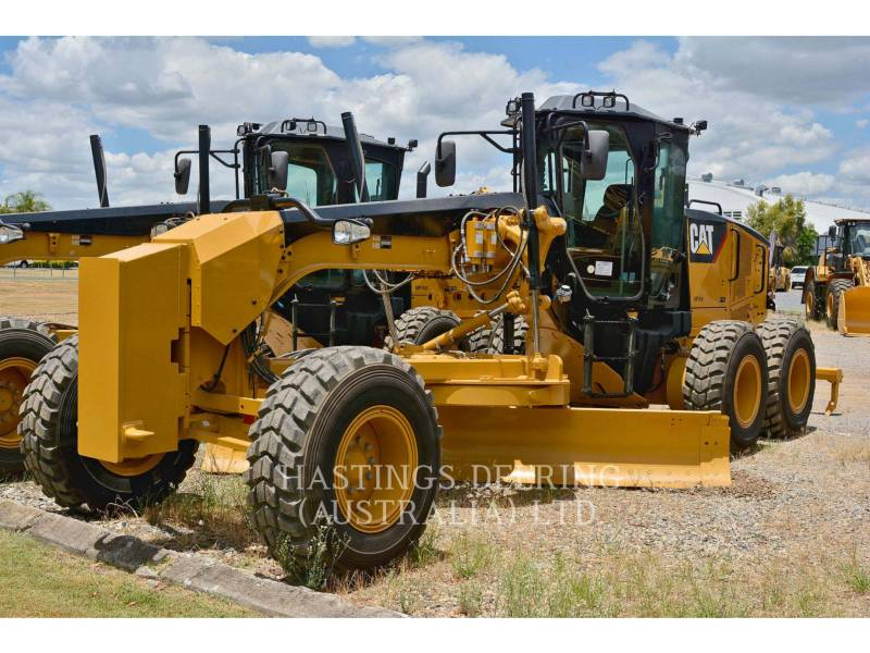 CATERPILLAR NIVELEUSES 160M equipment  photo 1
