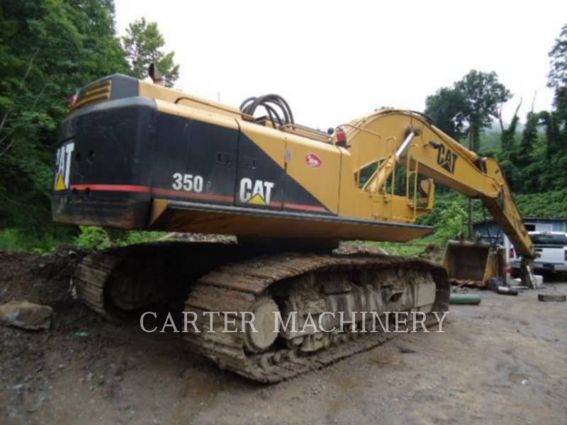 CATERPILLAR TRACK EXCAVATORS 350L equipment  photo 3