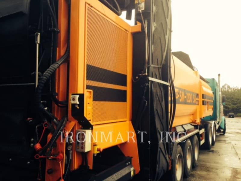 DOPPSTADT TROMMEL SCREEN SM1200 equipment  photo 3
