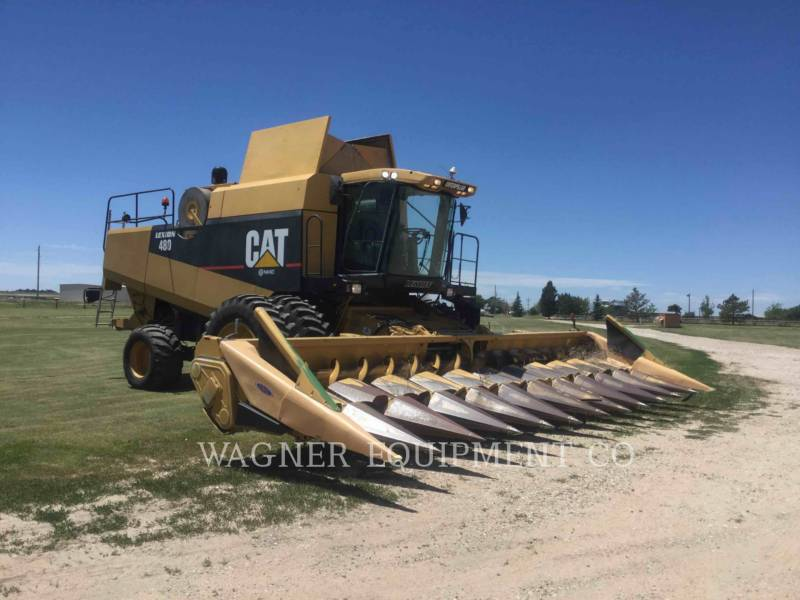 CATERPILLAR COMBINES 480 equipment  photo 8