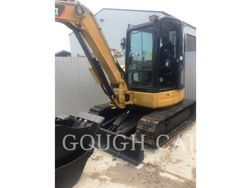 CATERPILLAR MINING SHOVEL / EXCAVATOR 305E CR equipment  photo 1