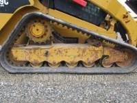CATERPILLAR SKID STEER LOADERS 299C ACHF equipment  photo 8