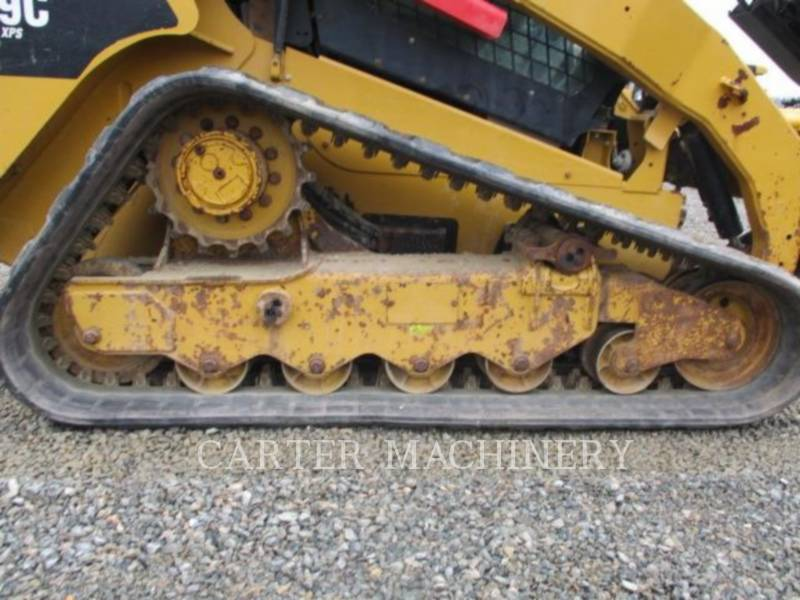 CATERPILLAR MINICARGADORAS 299C ACHF equipment  photo 8
