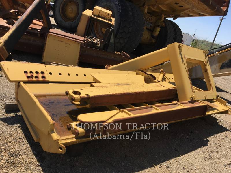 CATERPILLAR WHEEL DOZERS 834B equipment  photo 6