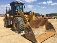 Equipment photo CATERPILLAR 950M WHEEL LOADERS/INTEGRATED TOOLCARRIERS 1