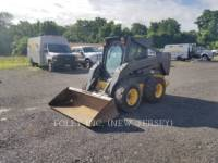 Equipment photo NEW HOLLAND LTD. LS185B PALE COMPATTE SKID STEER 1
