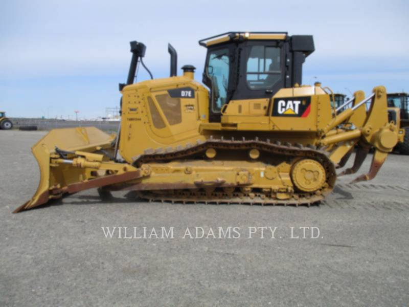 CATERPILLAR TRACTORES DE CADENAS D7E equipment  photo 2
