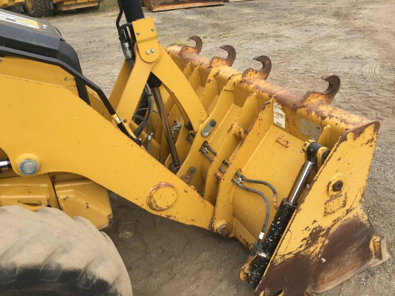 CATERPILLAR RETROEXCAVADORAS CARGADORAS 420FST equipment  photo 15
