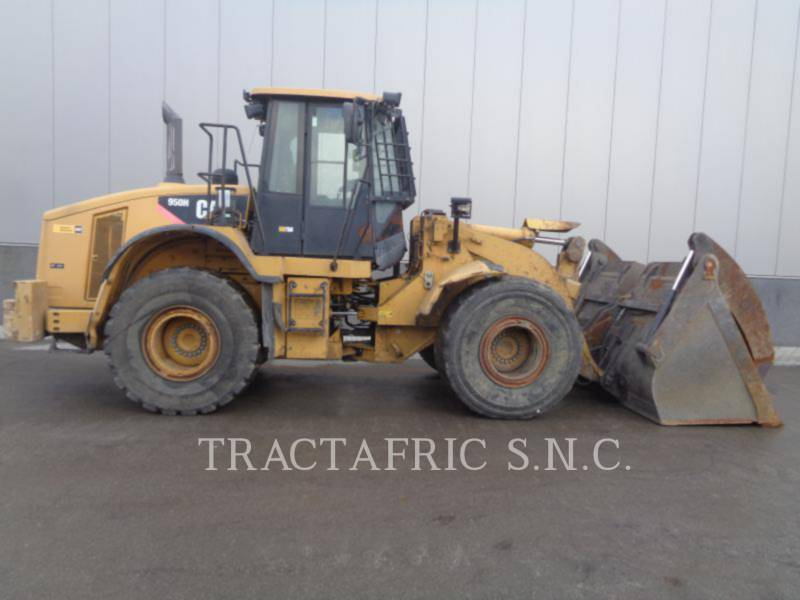 CATERPILLAR WHEEL LOADERS/INTEGRATED TOOLCARRIERS 950 H equipment  photo 3