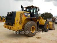 CATERPILLAR WIELLADERS/GEÏNTEGREERDE GEREEDSCHAPSDRAGERS 966K equipment  photo 9