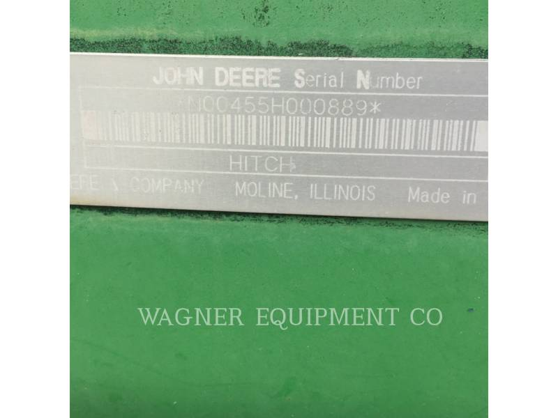 DEERE & CO. Apparecchiature di semina 455 equipment  photo 11