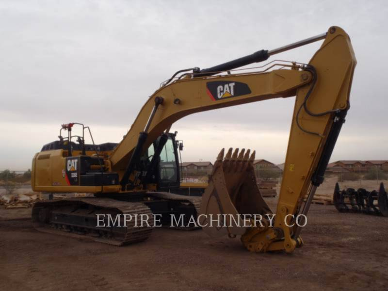 CATERPILLAR トラック油圧ショベル 336EL HYB equipment  photo 1
