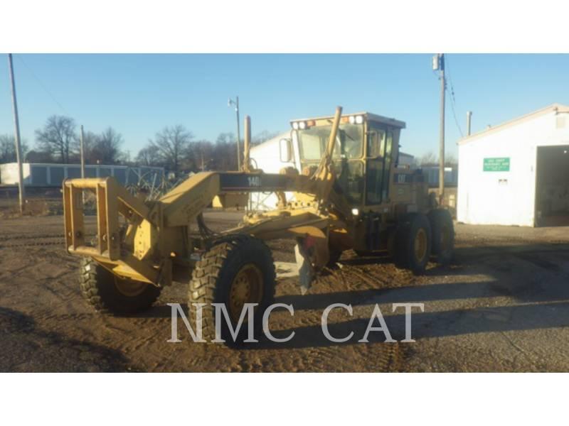 CATERPILLAR モータグレーダ 140H equipment  photo 1