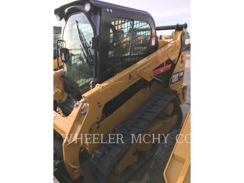 CATERPILLAR CHARGEURS TOUT TERRAIN 259D C3-H2 equipment  photo 4