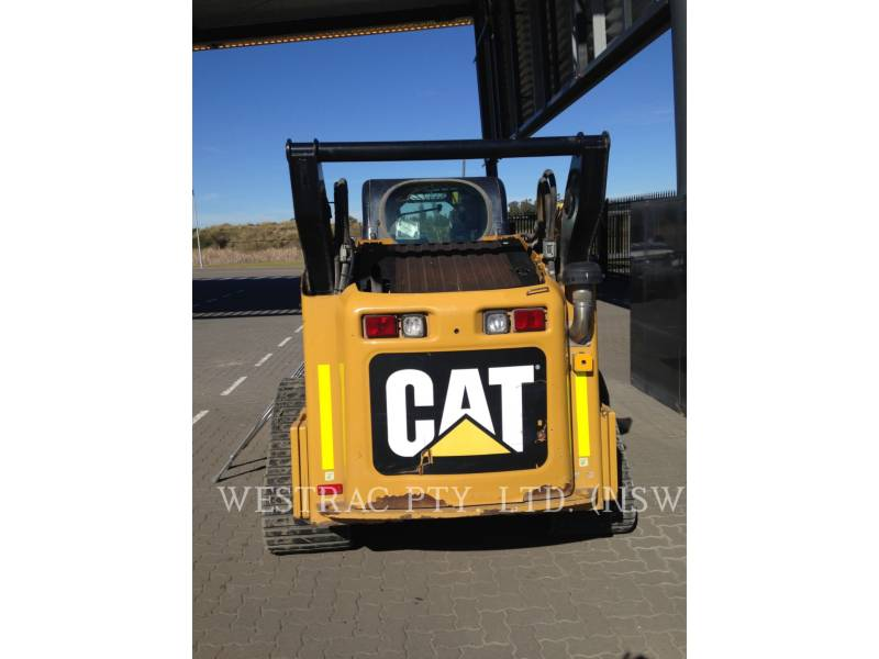 CATERPILLAR PALE CINGOLATE MULTI TERRAIN 297C equipment  photo 3