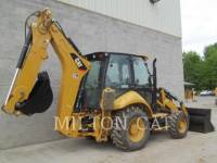 CATERPILLAR RETROESCAVADEIRAS 430F IT equipment  photo 2