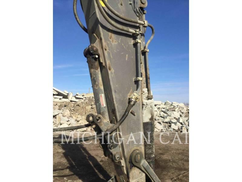 VOLVO CONSTRUCTION EQUIPMENT EXCAVADORAS DE CADENAS EC380EL equipment  photo 18