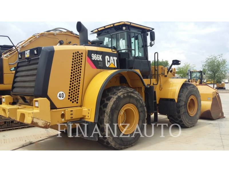 CATERPILLAR WHEEL LOADERS/INTEGRATED TOOLCARRIERS 966KXE equipment  photo 5