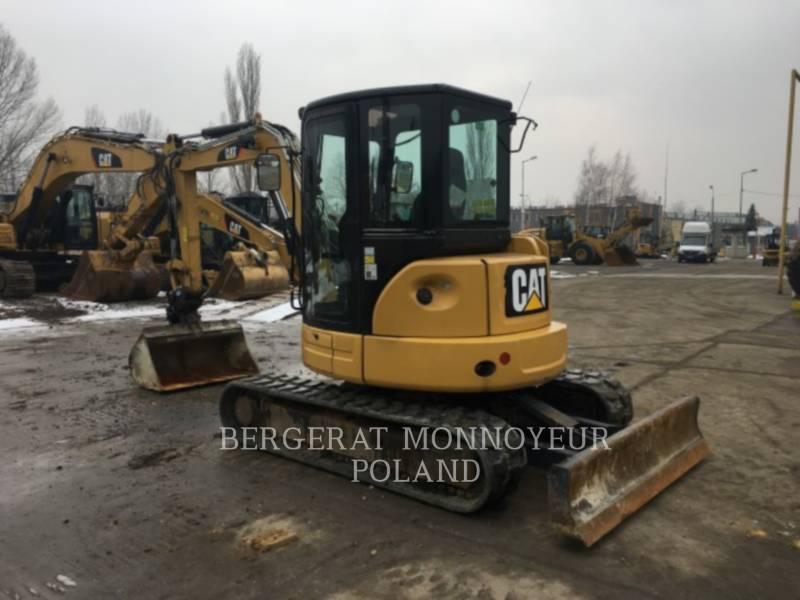 CATERPILLAR KOPARKI GĄSIENICOWE 305E CR equipment  photo 7