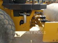 CATERPILLAR VIBRATORY SINGLE DRUM SMOOTH CS-54B equipment  photo 19