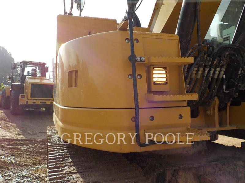 CATERPILLAR TRACK EXCAVATORS 328D LCR equipment  photo 6