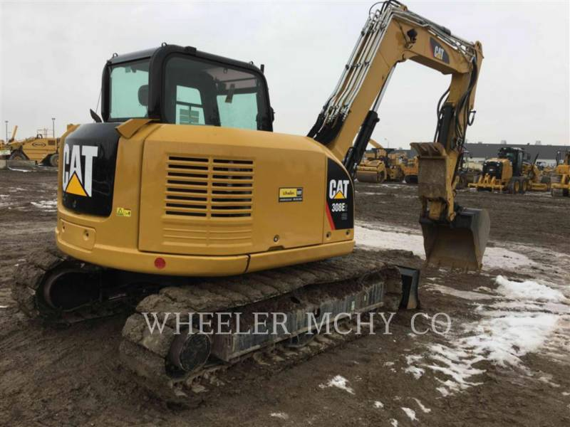 CATERPILLAR EXCAVADORAS DE CADENAS 308E2 TH equipment  photo 3