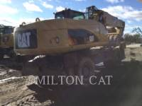 CATERPILLAR WHEEL EXCAVATORS M322D equipment  photo 5