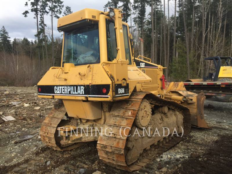 CATERPILLAR CIĄGNIKI GĄSIENICOWE D6NXL equipment  photo 3