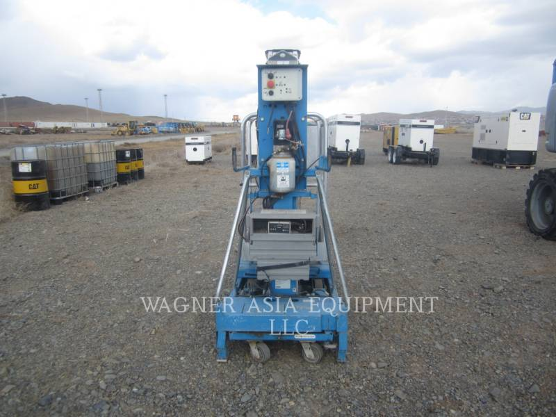 GENIE INDUSTRIES LEVANTAMIENTO - TIJERA IWP-20S equipment  photo 9