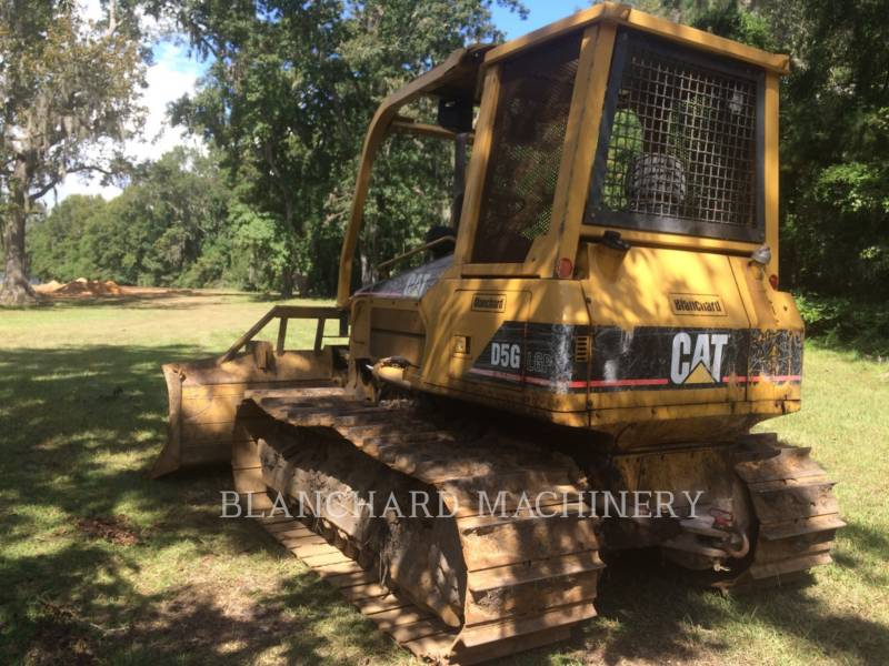 CATERPILLAR KETTENDOZER D5GLGP equipment  photo 4