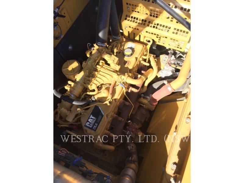CATERPILLAR PELLE MINIERE EN BUTTE 320EL equipment  photo 9